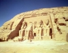 Facade of the Temple of Ramesses II by Egyptian Art