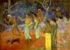 Scene from Tahitian Life, 1896 by Paul Gauguin