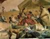 Europe, 1750 by Giovanni Battista Tiepolo