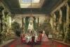 Princess Mathilde's Salle-a-Manger, Paris by Charles Giraud