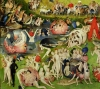 The Garden of Earthly Delights: Allegory of Luxury, c.1500 by Hieronymus Bosch
