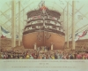 Launch of H.M.S. Royal Albert, 1854 by English or French School