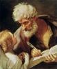 Saint Matthew by Guido Reni