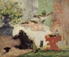 A Modern Olympia 1873 by Paul Cezanne
