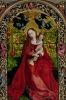 Madonna of the Rose Bower 1473 by Martin Schongauer