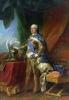 Louis XV King of France & Navarre 1750 by Charles Andre Van Loo