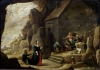 The Temptation of St. Anthony by David Teniers the Younger