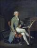 Maximilien de Robespierre by Louis-Leopold Boilly
