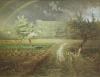 Spring at Barbizon 1868 by Jean Francois Millet