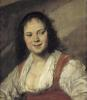 The Gypsy Woman c.1628 by Frans Hals