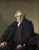 Louis-Francois Bertin 1832 by Jean-Auguste-Dominique Ingres