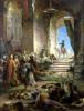 Napoleon Bonaparte in the Grand Mosque at Cairo by Henri Levy