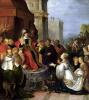 Solomon and the Queen of Sheba by Frans Francken The Younger