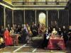 Queen Christina of Sweden and her Court by Pierre-Louis Dumesnil the Younger