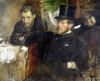 Jeantaud Linet and Laine 1871 by Edgar Degas
