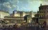 Demolition of the Bastille in 1789 by Pierre Antoine Demachy