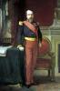 Portrait of Napoleon III 1862 by Jean-Hippolyte Flandrin