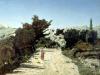 Route de la Gineste near Marseilles 1859 by Paul Camille Guigou