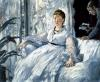 Reading 1865 by Edouard Manet