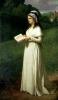 Portrait of Charlotte Corday by Joseph-Nicolas Robert-Fleury