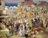 The Mosque or Arab Festival 1881 by Pierre Auguste Renoir