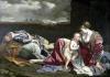 The Rest on the Flight into Egypt 1628 by Orazio Gentileschi