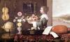 The Five Senses 1633 by Sebastian Stoskopff