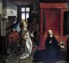 The Annunciation by Rogier Van Der Weyden