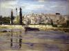 Carrieres-Saint-Denis 1872 by Claude Monet