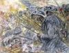 The Assault Verdun by Henri Jules Charles Corneille de Groux