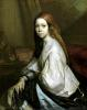 Portrait of Pauline Ono by Jean Francois Millet
