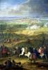 The Siege of Mons by Louis XIV 1691 by French School