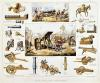 French artillery by Johannes Moltzheim