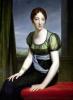 Portrait of Madame Regnault de Saint-Jean d'Angely by Baron Francois Pascal Simon Gerard