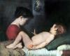 The Awakening Child by Jean-Jacques Henner