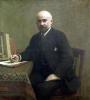 Adolphe Jullien 1887 by Ignace-Henri-Théodore Fantin-Latour