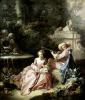 The Music Lesson 1749 by Francois Boucher
