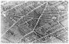 Plan of Paris 'Plan de Turgot' 1734 - 1 by Louis Bretez