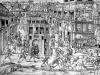 Death of Admiral Gaspard II de Coligny 1572 by French School