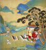 The Emperor Mu Wang of the Chou Dynasty by China
