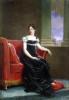 Desiree Clary Queen of Sweden by Baron Francois Pascal Simon Gerard