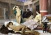 Greek Interior 1848 by Jean-Leon Gerome