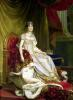 Empress Josephine 1808 by Baron Francois Pascal Simon Gerard