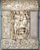 The Emperor Triumphant 'Barberini Ivory' by Byzantine School