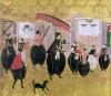 St. Francis Xavierand his entourage by Art du Japon