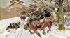 Cavalry Engagement at Mukden 1907 by Nikolaj Semenovic Samokis