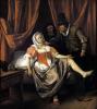 The Wench by Jan Havicksz Steen