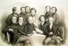 The Provisional Government 1848 by Achille Deveria