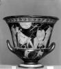 Attic red-figure calyx-krater depicting Ulysses recognizing Achilles by Greece