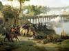 The Battle of Lodi 1804 by Louis Lejeune